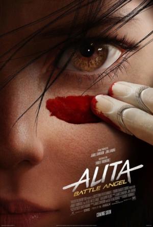 Alita: Battle Angel new poster is striking