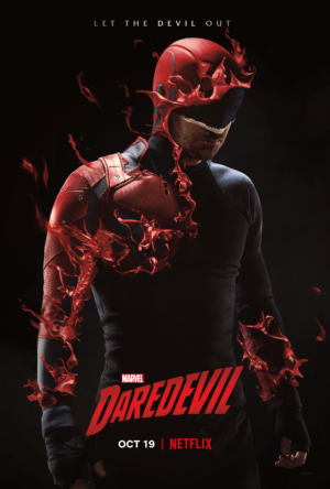 Daredevil Season 3 new poster lets the devil out
