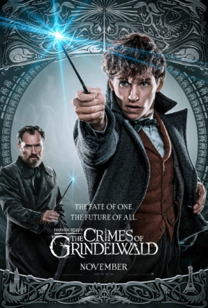 Fantastic Beasts: The Crimes Of Grindelwald new posters look to the future