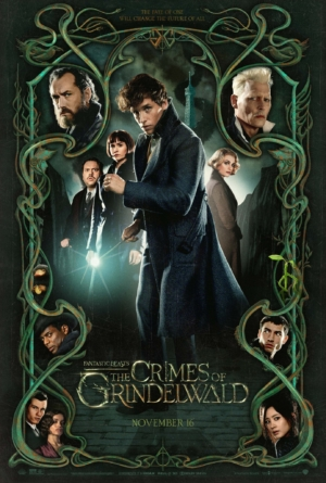 Fantastic Beasts: The Crimes Of Grindelwald new poster decides fate