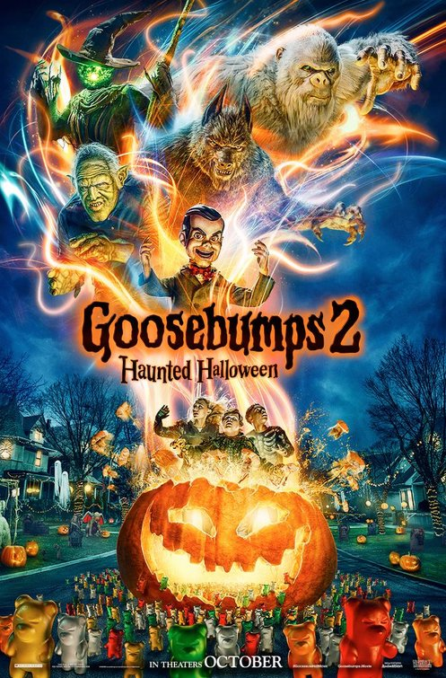 Goosebumps 2: Haunted Halloween film review: a delight for all ages