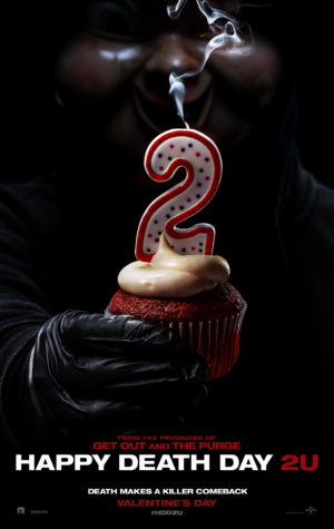Happy Death Day 2U new poster has a sweet surprise