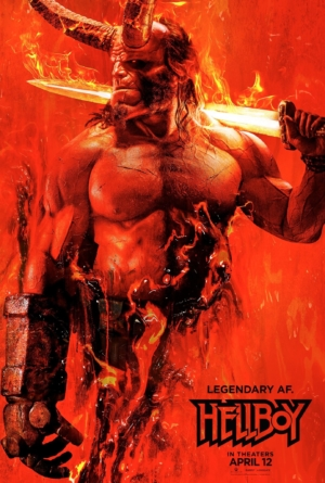 Hellboy new poster is legendary AF