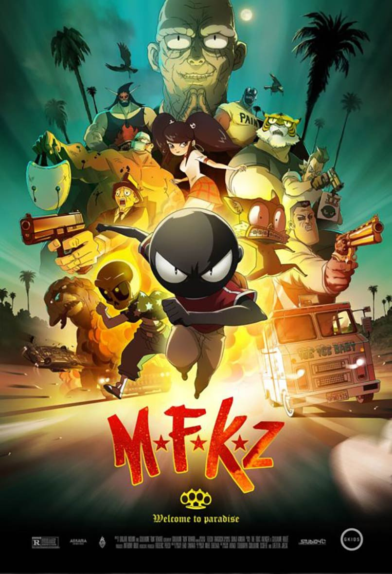 MFKZ film review: They Live meets Akira