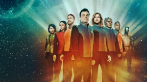 The Orville: Meet the Crew – The Complete First Season out now on DVD