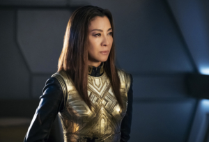 CBS wants Star Trek stand-alone series starring Michelle Yeoh
