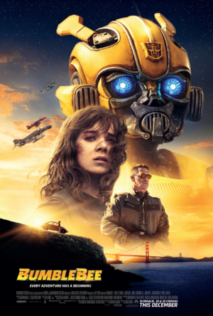 Bumblebee new poster is quite majestic