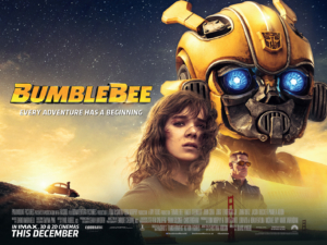 Bumblebee: win two tickets to an exclusive fan screening with our competition