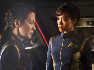 Win Star Trek: Discovery Season 1 on Blu-ray with our competition