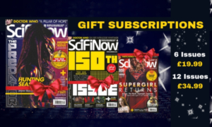 A SciFiNow subscription will make the perfect gift this Christmas