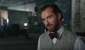 Fantastic Beasts: The Crimes Of Grindelwald new featurette spotlights young Dumbledore