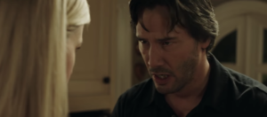 Replicas new trailer pits Keanu Reeves against the government