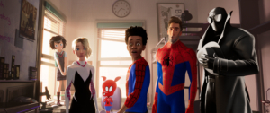 Spider-Man: Into The Spider-Verse film review: the best Spidey movie to date?