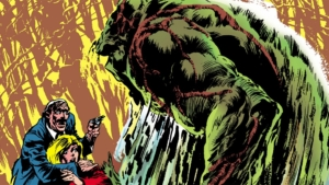 Swamp Thing finds its Swamp Thing/Dr Alec Holland and villain