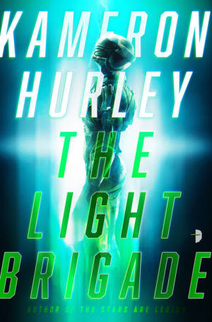The Light Brigade by Kameron Hurley UK cover reveal and interview