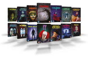 Win the Warner Bros Horror Collection on DVD with our latest competition!
