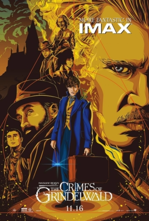 Fantastic Beasts: The Crimes Of Grindelwald new IMAX poster is okay