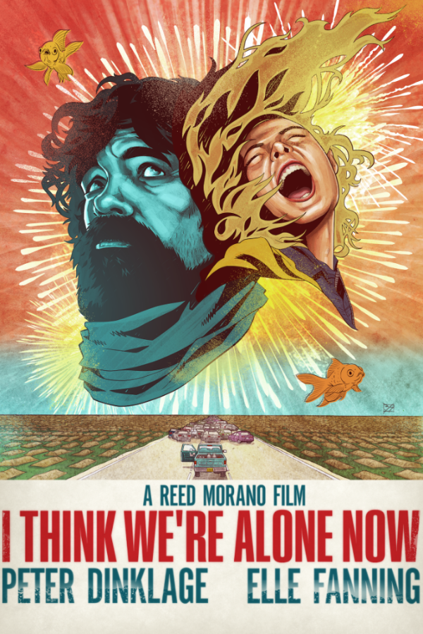 I Think We're Alone Now film review: Peter Dinklage is not the last man on earth