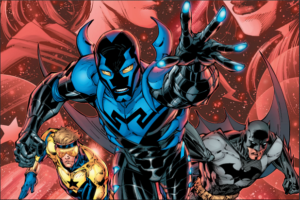 Warner Bros and DC developing a Blue Beetle film