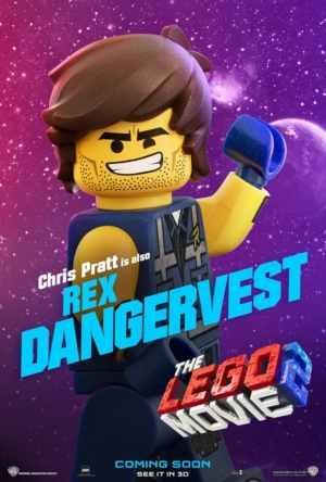 The Lego Movie 2: The Second Part new characters posters face the apocalypse