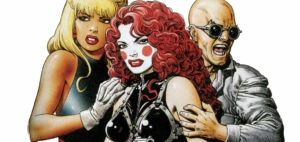 Grant Morrison bringing The Invisibles to TV with UCP