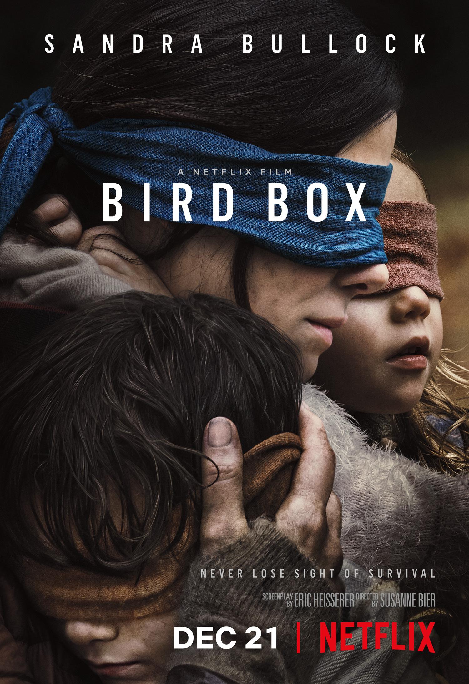 Bird Box film review: Sandra Bullock shines in Susanne Bier's post-apocalypse