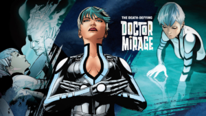 Dr Mirage TV series on the way from The CW