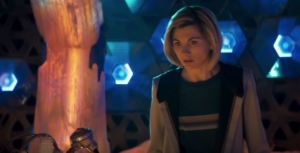 Doctor Who New Year's Day special trailer takes on the most dangerous creature in the universe