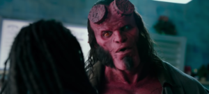 Hellboy new trailer is here and it's different