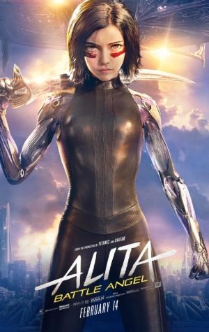 Alita: Battle Angel new poster strikes a power pose