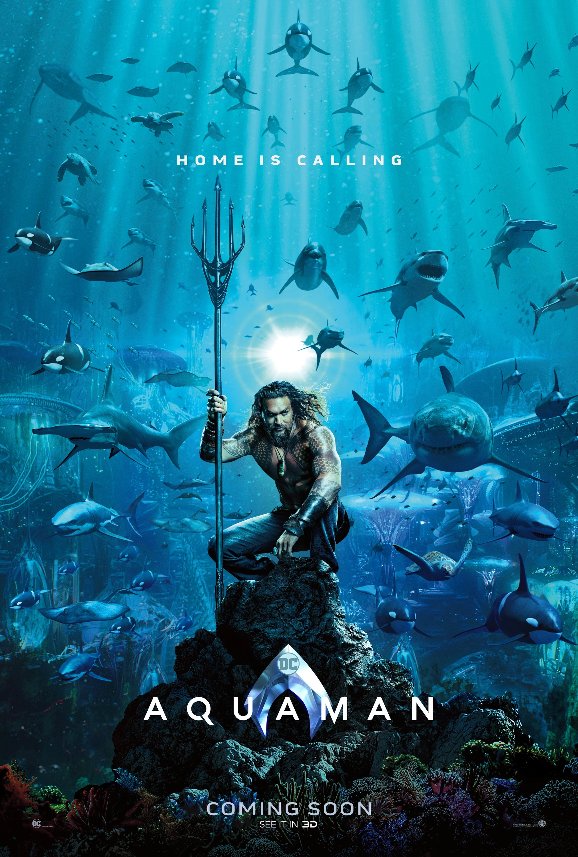 Aquaman film review: the DC hall of fame or shame?