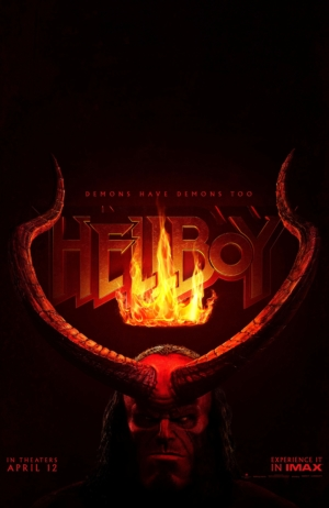 Hellboy new posters have many demons to battle