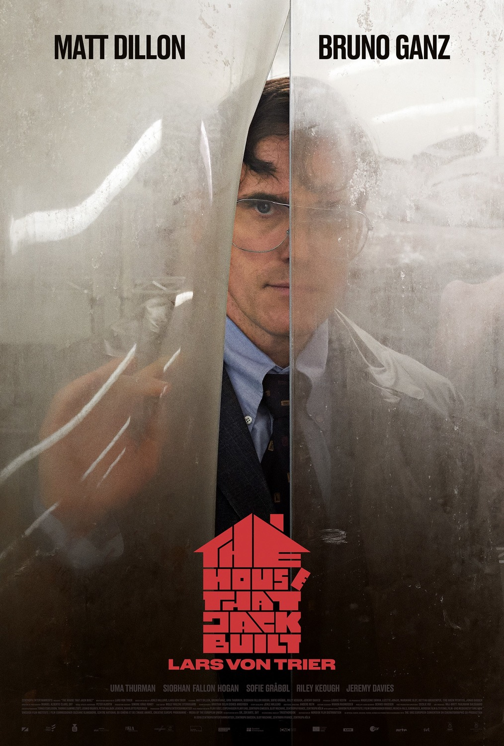 The House That Jack Built film review: murder as farce