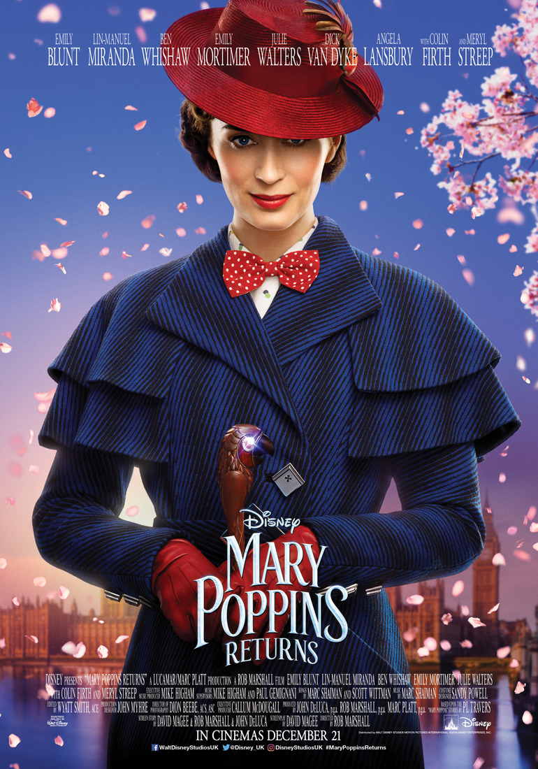 Mary Poppins Returns film review: step back in time