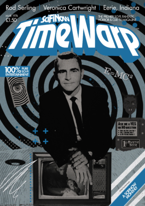 SciFiNow X Poster Posse: Matt Needle takes on The Twilight Zone