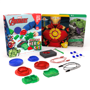 Win a Marvel Electro Hero kit with our competition