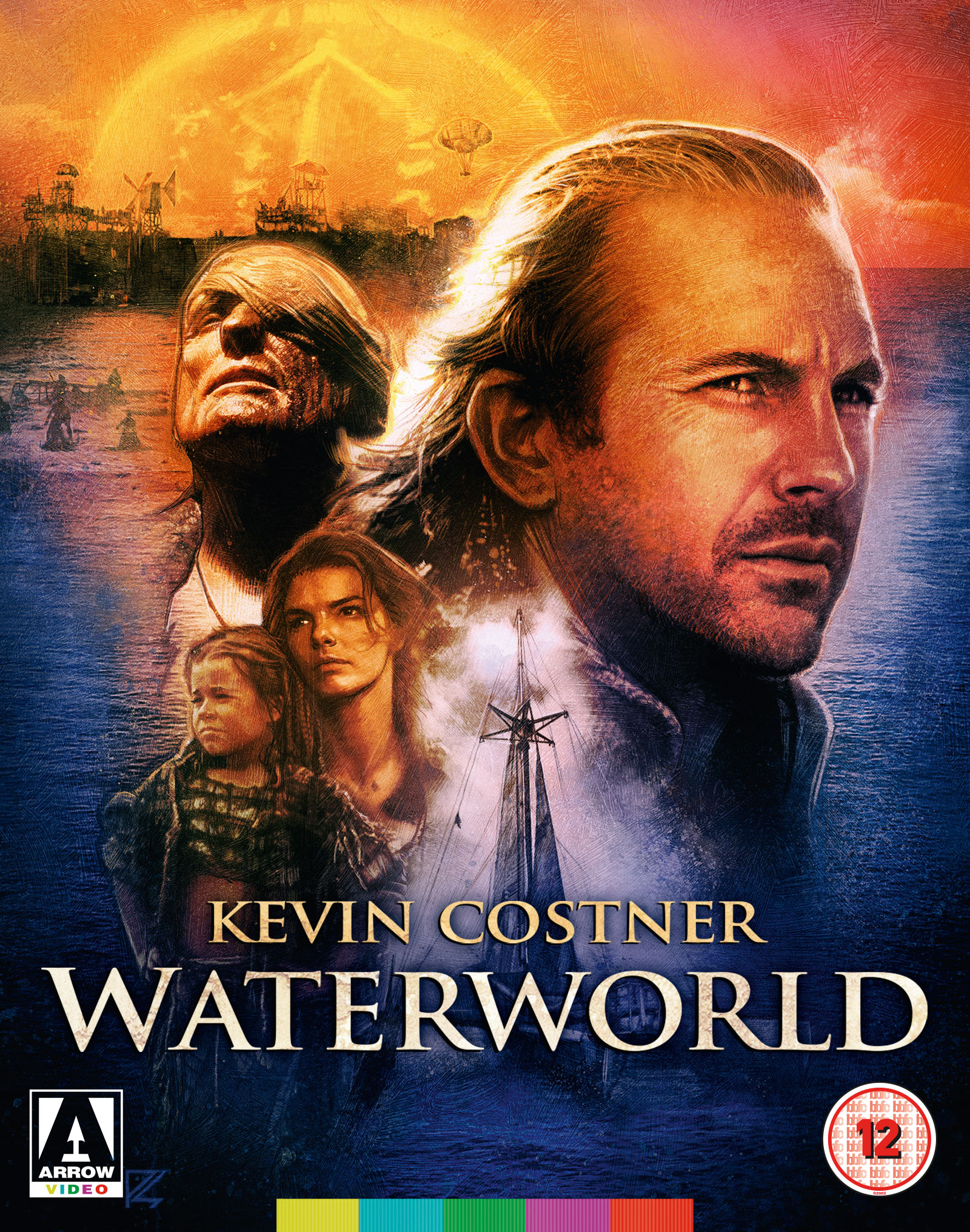 Win a three-disc Waterworld Blu-ray boxset with our competition