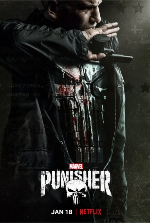 The Punisher Season 2 new poster broods some more