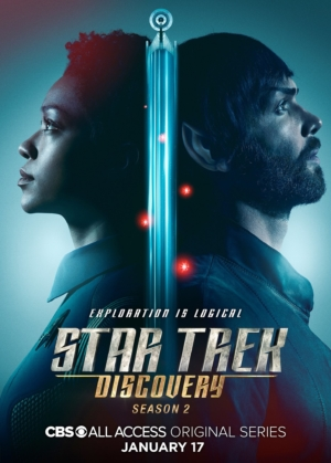 Star Trek: Discovery new character posters go back to back
