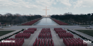 The Handmaid's Tale Season 3 Super Bowl TV spot wants America to wake up