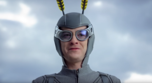 The Tick Season 2 new trailer welcomes a new wave of superheroes