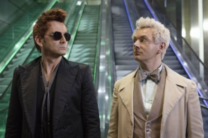 Good Omens TV series gets a release date and Benedict Cumberbatch