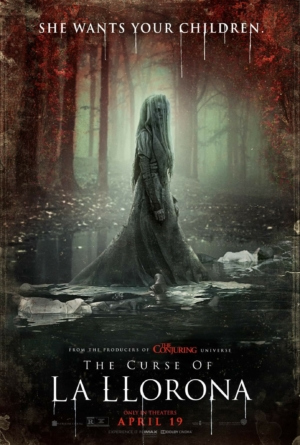 The Curse Of La Llorona new poster won't stop until she has your kids