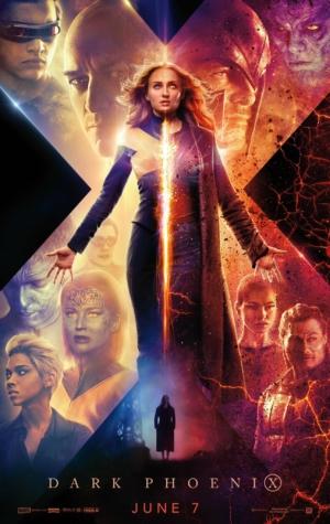 Dark Phoenix new poster shows both sides of Jean Grey