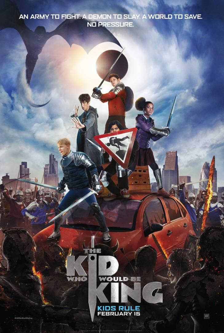 The Kid Who Would Be King film review: Joe Cornish returns with Arthurian magic