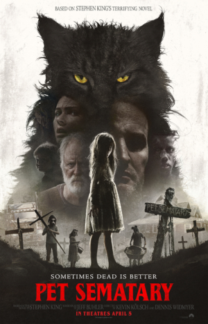 Pet Sematary new poster reckons dead is better