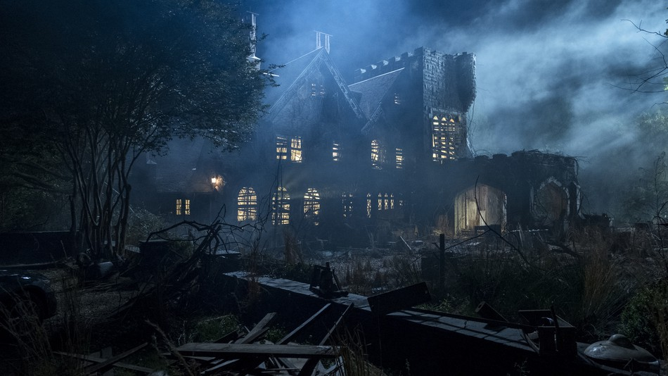 Image result for haunting of hill house""