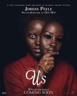 Jordan Peele's Us new poster needs to watch itself