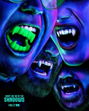 What We Do In The Shadows new posters want a quick bite