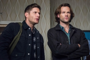 Supernatural will end after Season 15, shocked face emoji